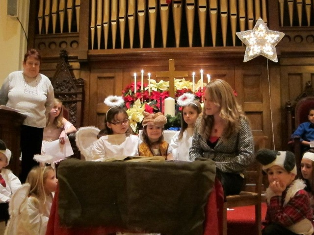 Christmas Eve Pageant Sermon