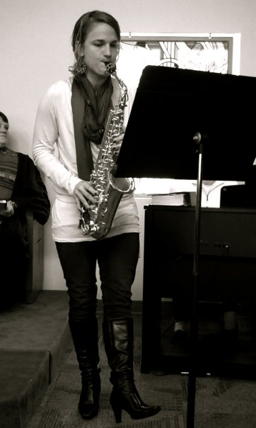 Sarah Weaver Saxophone